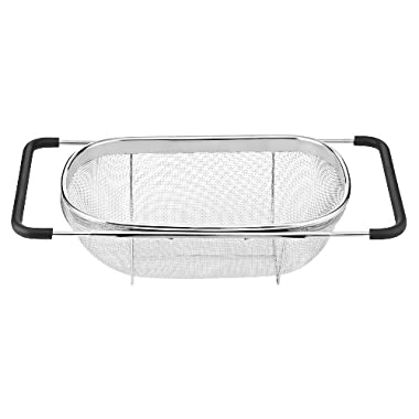 Cuisinart CTG-00-OSC Over-The-Sink Colander, 5.5 Qt