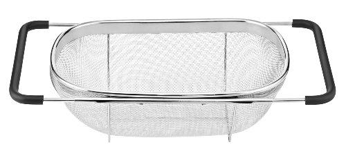 Cuisinart Over-The-Sink Colander 55 QtStainless Steel