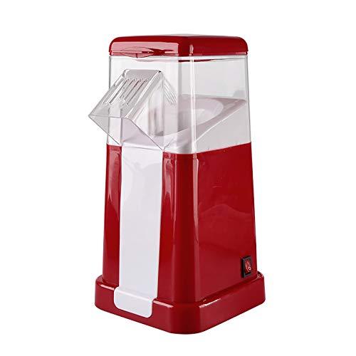ChengBeautiful Máquina Tostadora De Granos De Café Máquina De Tostado De Café De Café Caliente De Aire Caliente Máquina De Tostado (Color : Red, Size : 15x15x29cm)