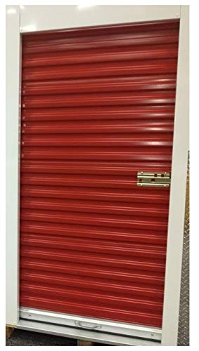 Best Deals! DuroSTEEL Janus 8'x7'4 Mini Storage 650 Series Metal Roll-up Door Hardware Direct