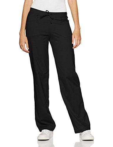 Trigema Damen 537090 Sporthose, schwarz, L