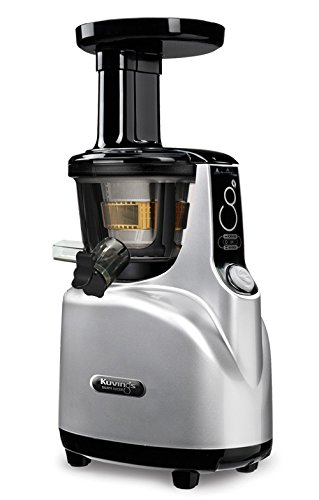 Kuvings KVG NS998 SV Estrattore di Succo Silent Juicer, Argento