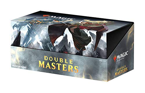 Magic: The Gathering Double Master 24 Booster Fr