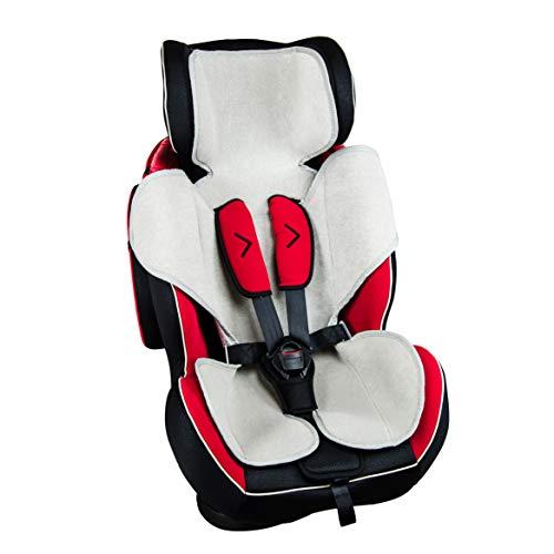 Babysanity materassino copri seduta traspirante tessuto'Air Mesh' (9-36 15-36 Kg compatibile dinamyk)