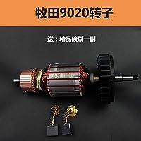 AC220-230V 日立アンカー交換マキタポリッシャー GA7020 GA9020 アングルグラインダーローター工具修理スペアパーツ-Rotor