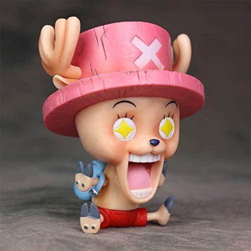Tronzo Action Figure Anime One Piece GK Figuur Roronoa Zoro Vinsmoke Sanji Tony Tony Chopper Sabo PVC Figurine Model Doll Toys, Chopper