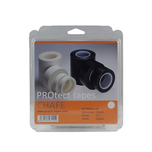 Protect Tapes Chafe Klebeband Anti Verschleiß/Abrieb, transluzent, Einheitsgröße