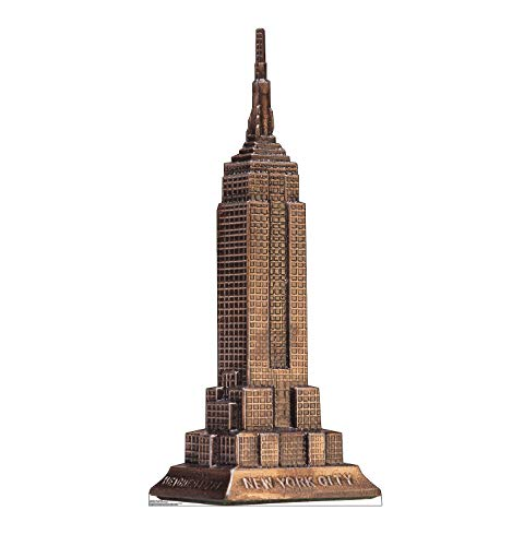 Advanced Graphics Empire State Building Life Size Cardboard Cutout Standup