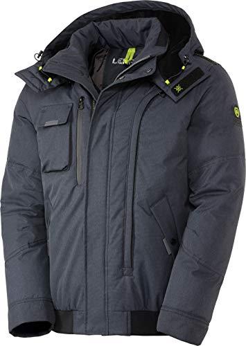 LERROS Herren Blouson, Bequeme multifunktionale Jacke, atmungsaktiv & wasserabweisend, Herrenjacke mit Abnehmbarer Kapuze, Outdoor Kleidung für Männer, Gr. M - 3XL