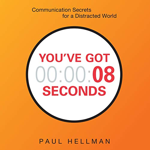 You've Got 8 Seconds Audiobook By Paul Hellman cover art