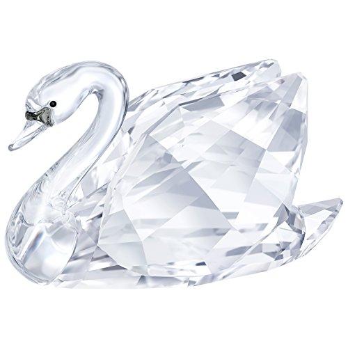 Swarovski SWAN, SMALL, Kristall, transparent, 3,2 x 5,5 x 3,7 cm