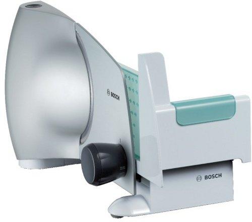 Bosch MAS6200N Affettatrice, Colore Metallizzato,...