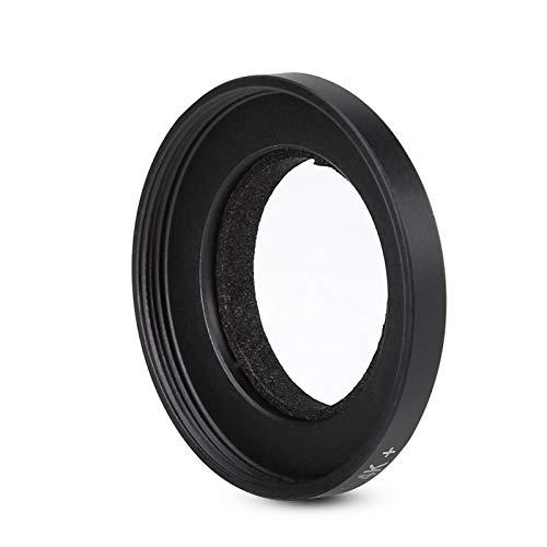 SUCIE Filtro de Lente de cámara, Accesorios de Lente de cámara de 37 mm, Mejora la claridad en la Nieve para cámara de 37 mm Mountain Seaside