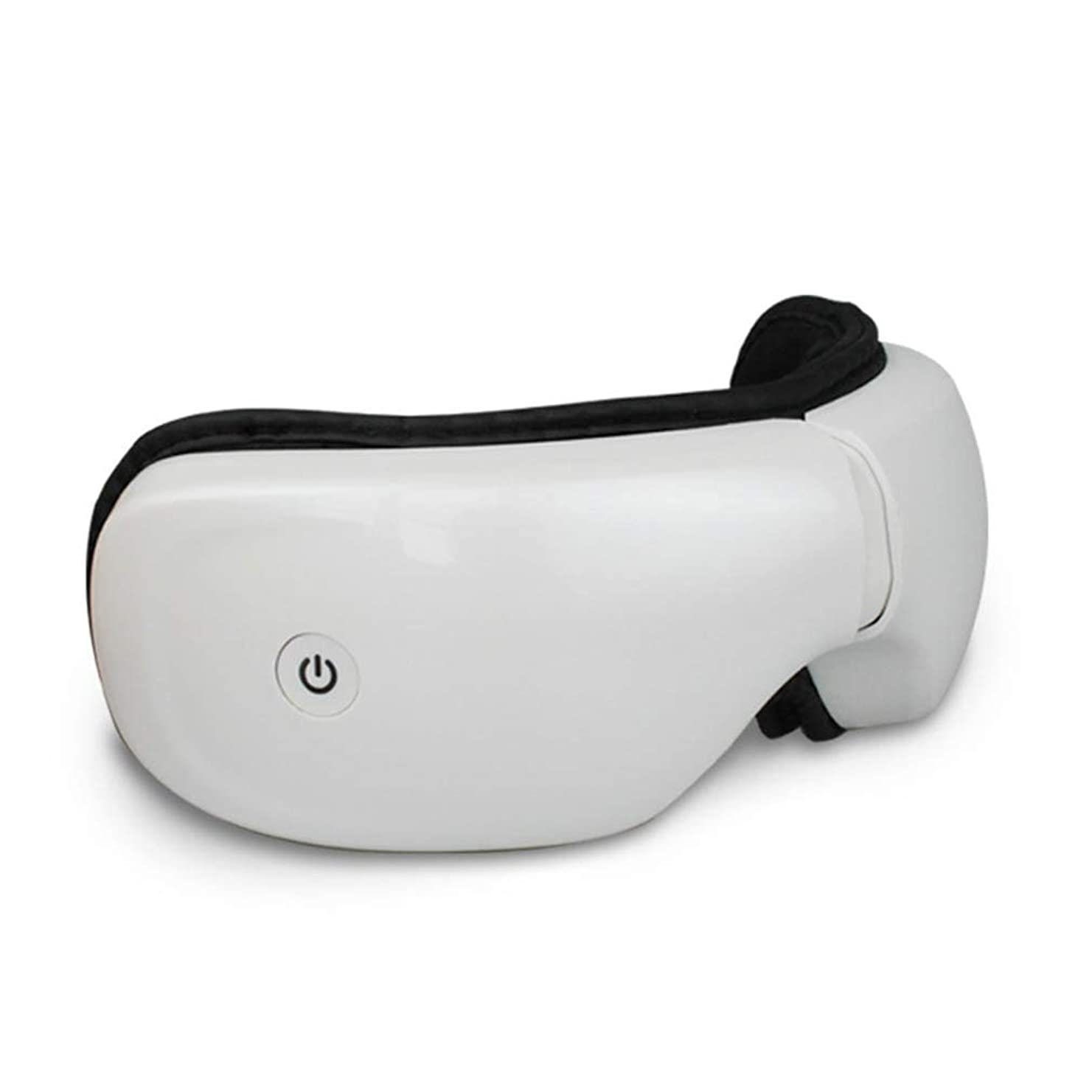キュービック重量雰囲気ポータブル アイマッサージャー、5つのマッサージテクニック、恒温、目の疲労のためのアイケアマッサージャー インテリジェント