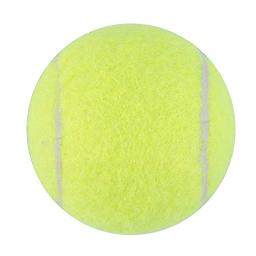 Sagladiolus Palline da Tennis Verdi Torneo Sportivo Divertimento all'Aria Aperta Cricket Beach Dog Ideale per Beach Cricket Tennis Pratica Durevole da Usare