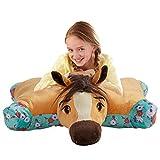 Pillow Pets Spirit Riding Free Horse - DreamWorks Extra Big Stuffed Animal Plush Toy, Brown (01403479C)