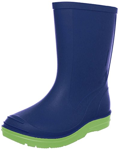 Beck Unisex-Kinder Basic Gummistiefel, Blau (Dunkelblau 05), 27 EU