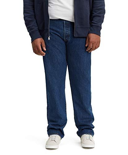 Levi's 501 Original Fit Jeans, Slavato Scuro, XX-Large Uomo