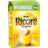 Nestlé Ricoré Original - Substitut de Café - Recharge de 180 g (Refill Pack from France)