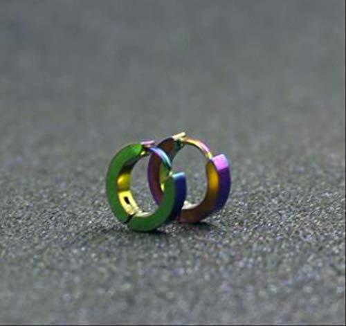 DamesoorsetsHoepels Dames Heren Kraakbeen Oorbel Eenvoudige stijlenOorjuwelenVerzilverde oorbellen Detailhandel Unisex sieradene0213caise