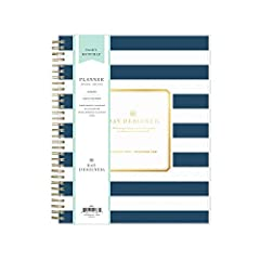 January 2021 - December 2021, featuring 12 months of daily and monthly pages for easy year-round planning; 6 bonus monthly pages (July 2020 - December 2020) are included Monthly calendar view per two-page spread offers a visual overview of your time ...