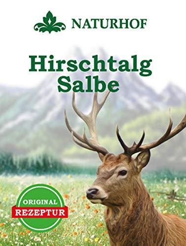 2x Hirschtalg Salbe 100ml - Original Rezeptur - Hautpflege von Naturhof