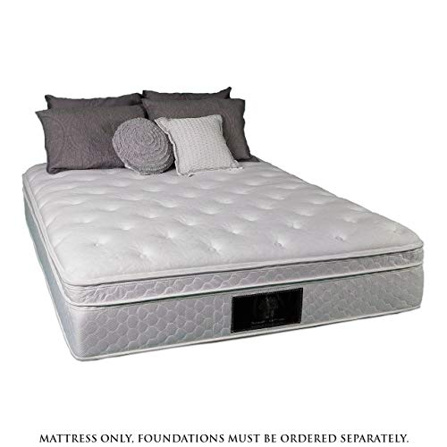Save %20 Now! Imperial 675 Euro Top Mattress Queen 60in x 80in / Firm