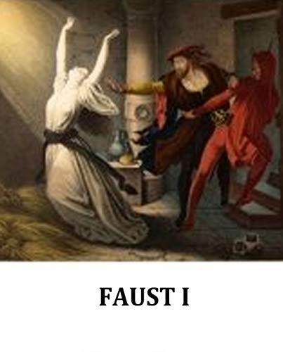 Illustrated Faust I: World Novel Recommendation (English Edition)