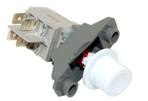 Beko 2883500100 Waschmaschinen-Power-Taste, Weiß