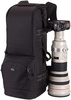 Lowepro lens TREKKER 600AW II SLR fotoğraf makinesi çantası için gövde ve Teleobjektive Siyah