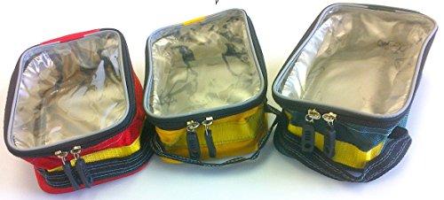 Uppsättning av 4 paramediska första hjälpen och torkar GRAB-VÄSKOR – statliga färger krävs när du beställer.