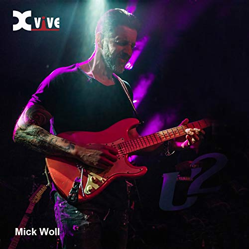 XVIVEエックスバイブワイヤレス・ギターシステムXV-U2#ブラック