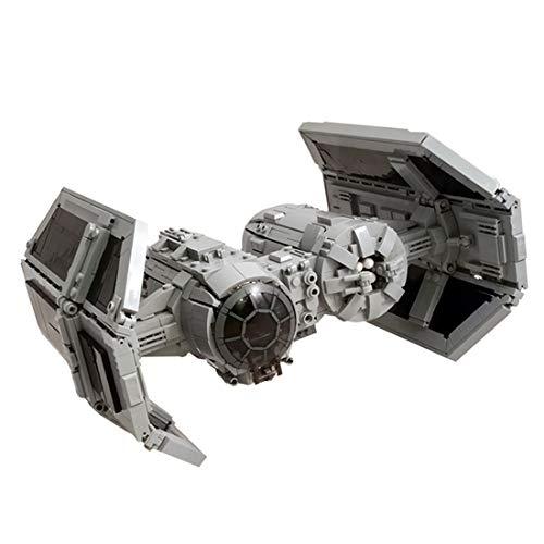 12che 1494St MOC Krieg der Sterne TIE Bomber Fahrzeug Baustein Modell für Erwachsene, Kinder - Nicht Lego