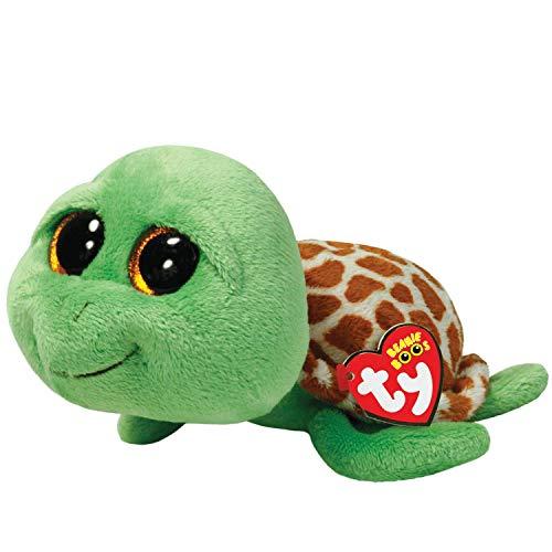 TY Zippy - Schildkröte, 15 cm, grün