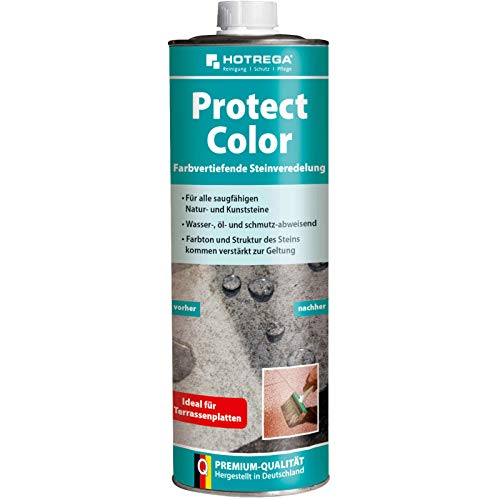 HOTREGA Protect Color Farbvertiefende Steinveredelung 1 L Dose