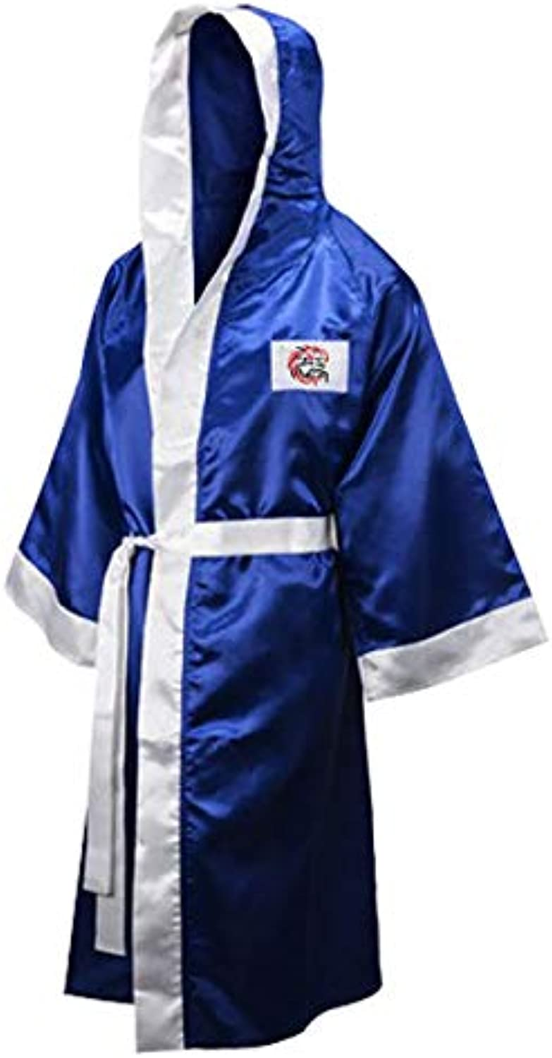 Boxing Robe, Boxing Gown Full Length (blueee, 96)