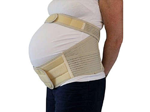superior Double strap Maternity Support belt back posture support s- xl