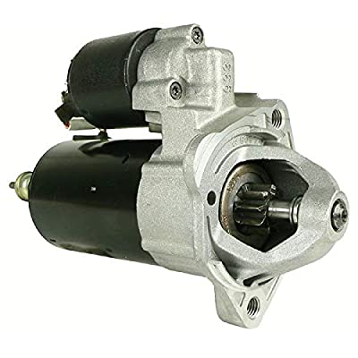 DB Electrical SBO0086 Starter Compatible With/Replacement For 1.8L Volkswagen Passat 1998-2004, Audi A4 Quattro 1998-2005, 053-911-023 053-911-023A 06B-911-023 06B-911-023X 17751