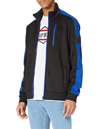 Kaporal KEVA Sweater Homme, Noir, XXL