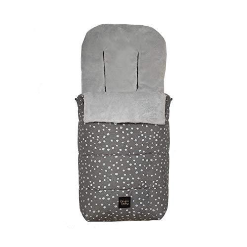 Saco silla de paseo Candy Spots Grupo Baby - GREY ⭐