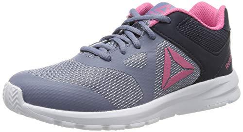 Reebok Rush Runner, Zapatillas de Entrenamiento para Niñas, Azul (Indigo/Navy/Pink 0), 36.5 EU