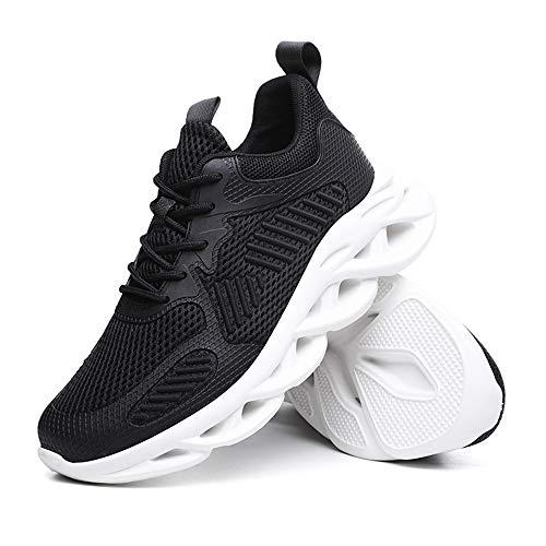 N\A RYLHL Womens Road Running Sneakers Casual Lightweight Walking Shoes,WBlack,6.5
