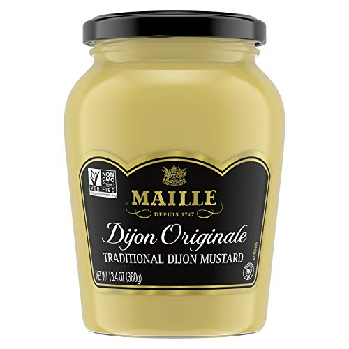 Maille Dijon Mustard, Original, 13.4 oz