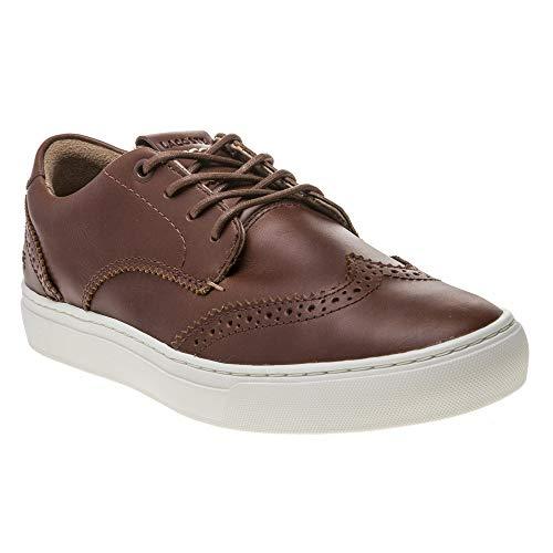 Lacoste City Club Herren Sneaker Braun
