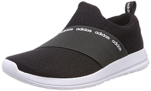 adidas Refine Adapt, Scarpe Running Donna, Nero (Cblack/Carbon/Ftwwht 000), 40 2/3 EU