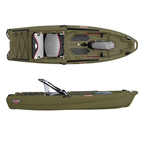 Jonny Boats Bass 100 Kayak