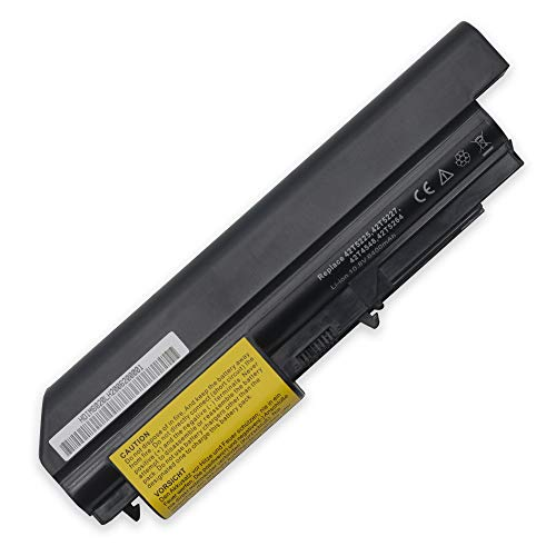 6400mah Notebook Laptop Akku für Lenovo IBM ThinkPad T61 T400 R61 R61i R400 14,1