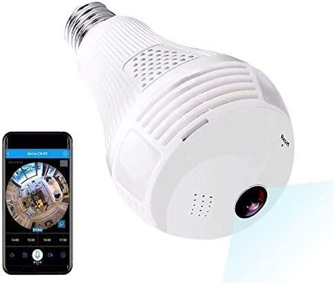 Camera Include 16gb Card 1080P WiFi Security Camera 2mp Wireles IP Led Cam 360 Degrees Panoramic product image