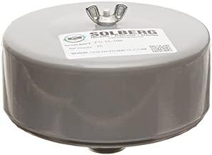 Solberg FS-15-100 Inlet Compressor Air Filter Silencer, 1