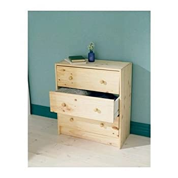 unfinished chest of drawers